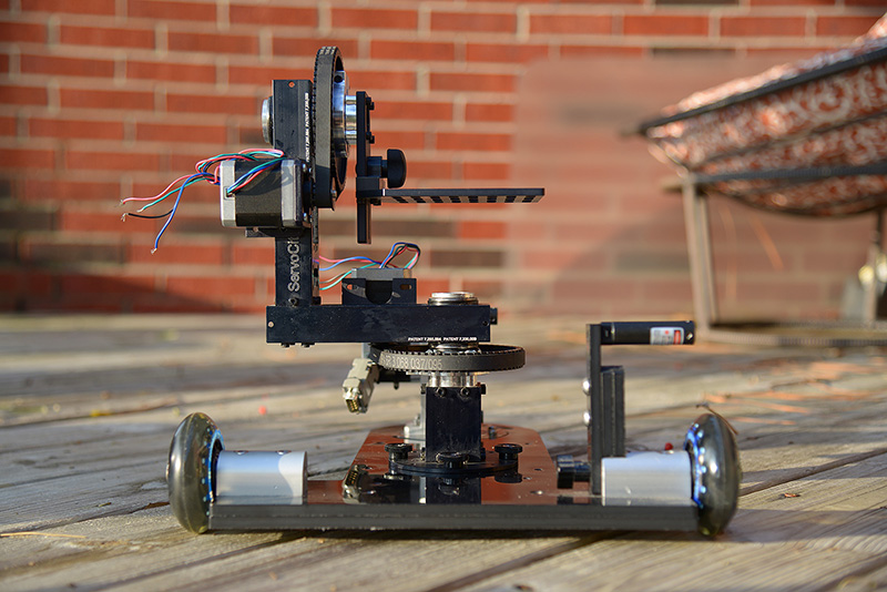 Timescapes digital timelapse discussion view topic for Pan tilt stepper motor